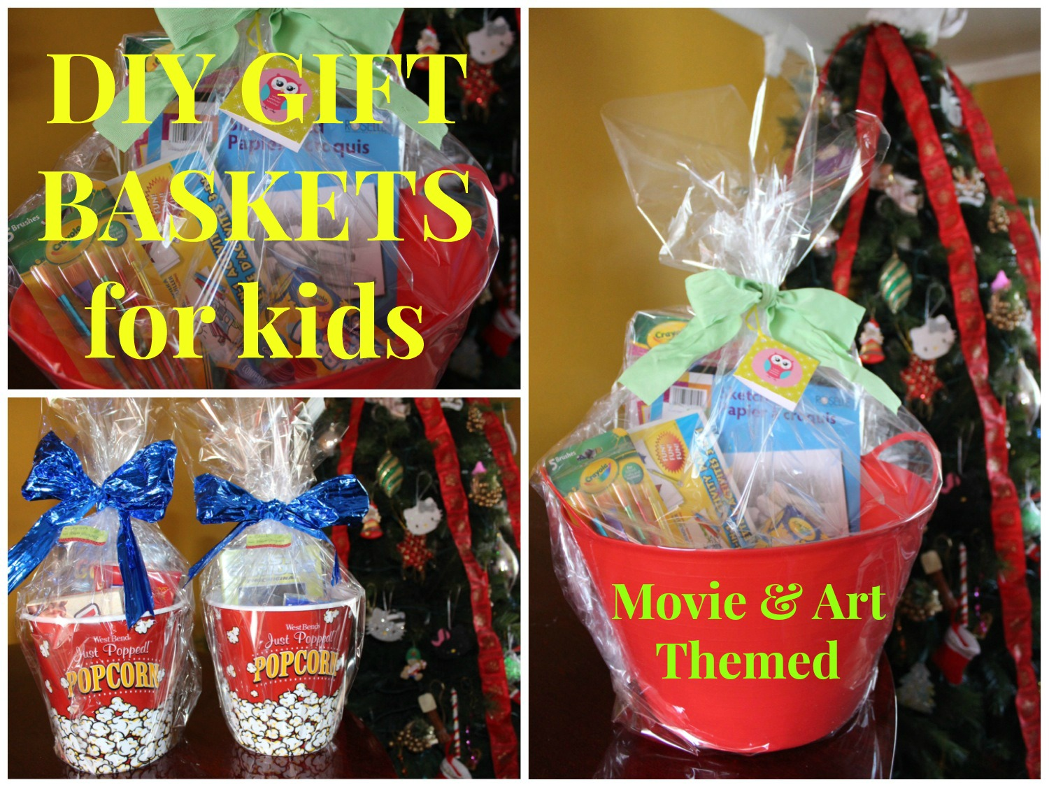 Homemade christmas gifts ideas for kids - Diy